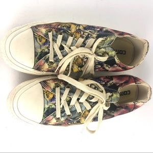 Converse All Stars floral 7